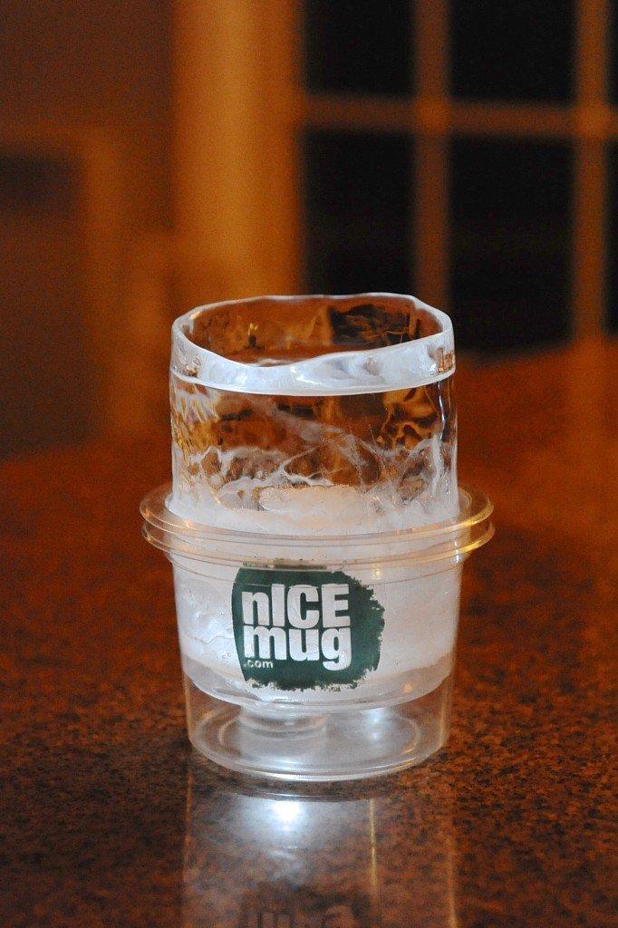 Spring water nICE mug