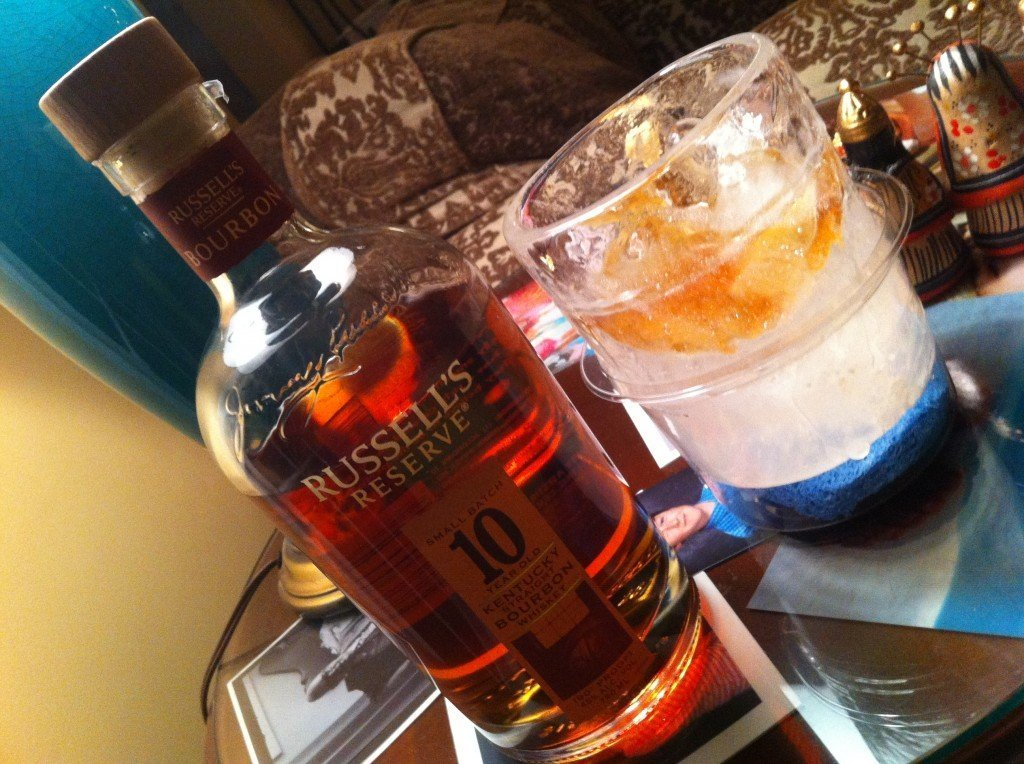 Russell Reserve Bourbon