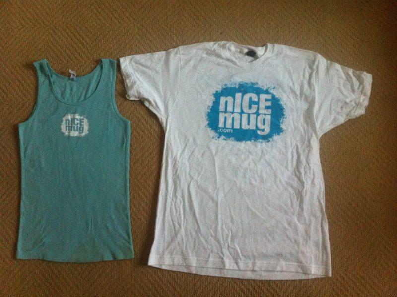 nICE Mug T Shirts