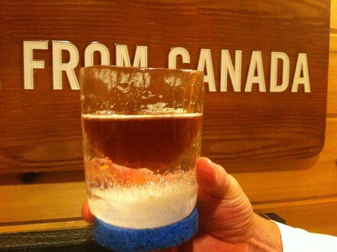 nICE mug from canada